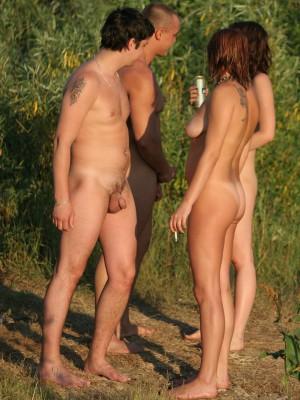 naked ale drinking beach fun nude beach dreams