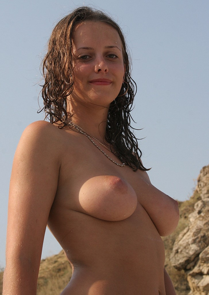 daria 15 nude beach dreams